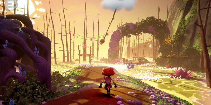Psychonauts 2 trailer gameplay