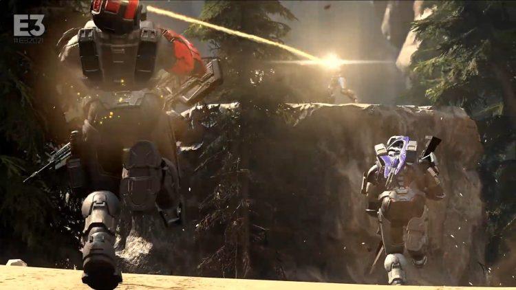 halo infinite multiplayer gameplay trailer