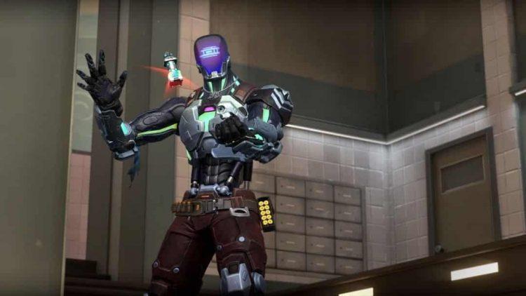 KAY/O valorant agent