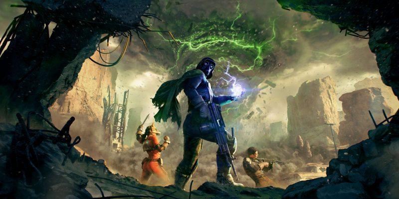 Encased Reveal Summer Games Fest 2021 Key Art