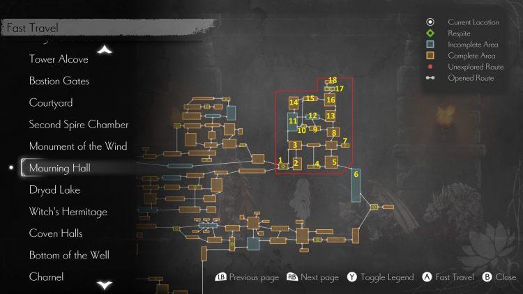 Эндер Лилии Квайетус из рыцарей Twin Spiers Ulv The Mad Knight Boss Guide 1a