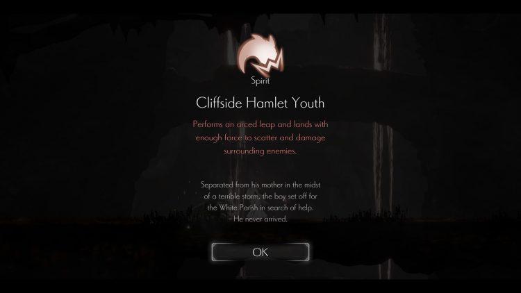 Ender Lilies Quietus Of The Knights Beginner's Guide Combat Tips White Parish Cliffside Hamlet Witch's Thicket Dark Witch Eleine 1e