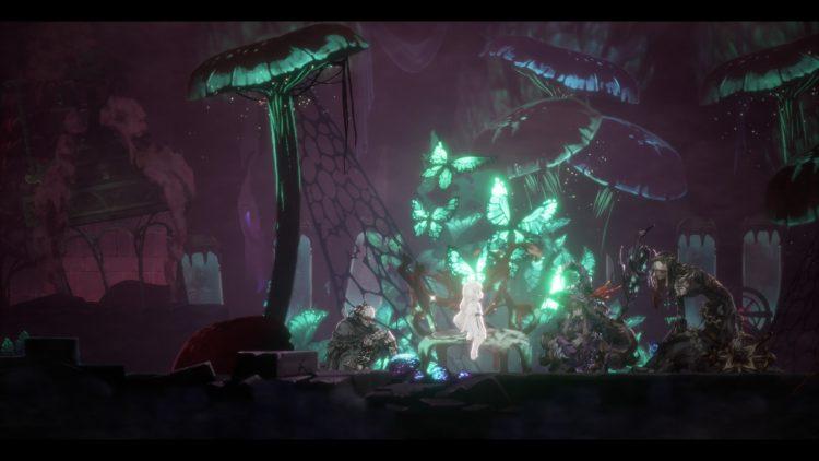 Эндер Лилии Квайетус из рыцарей Обзор 3