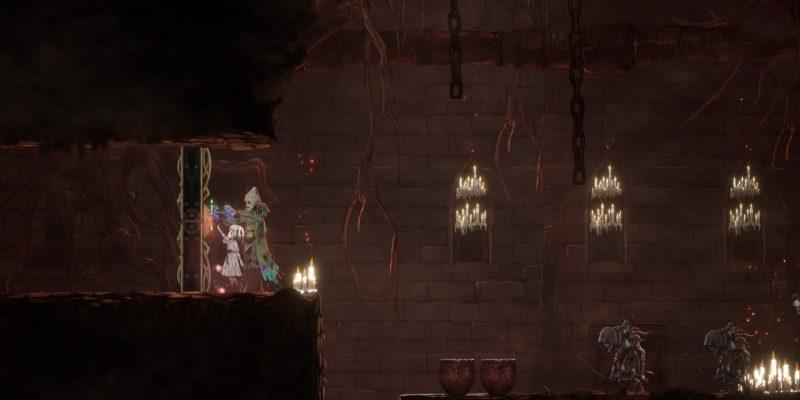 Ender Lilies Quietus Of The Knights Secrets Guide Locked Doors Unlock Doors Stone Tablet Fragments Aegis Curio
