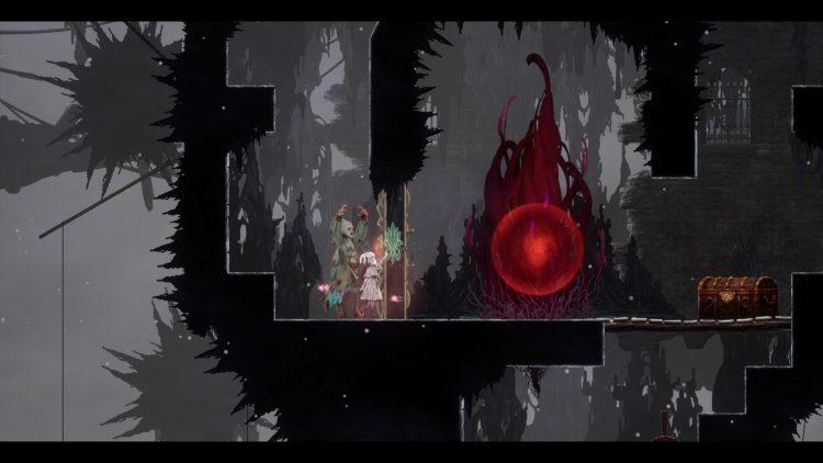 Ender Lilies Quietus Of The Knights Secrets Guide Locked Doors Unlock Doors Stone Tablet Fragments Aegis Curio 1b