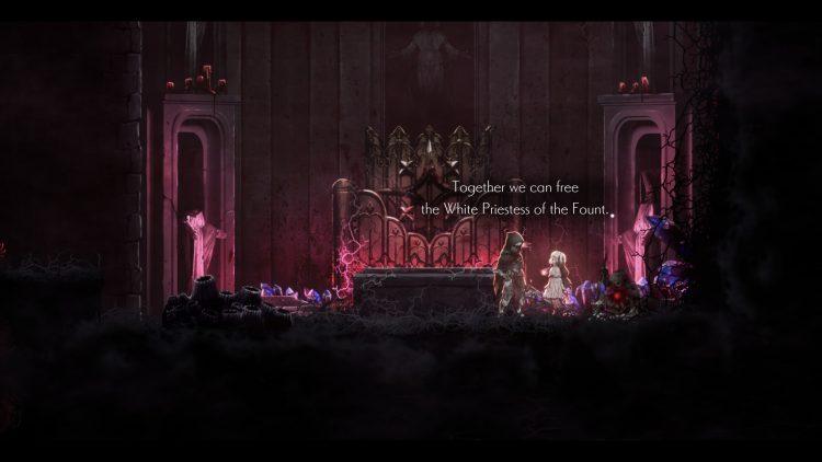 Ender Lilies Quietus Of The Knights Secrets Guide Locked Doors Unlock Doors Stone Tablet Fragments Aegis Curio 2c