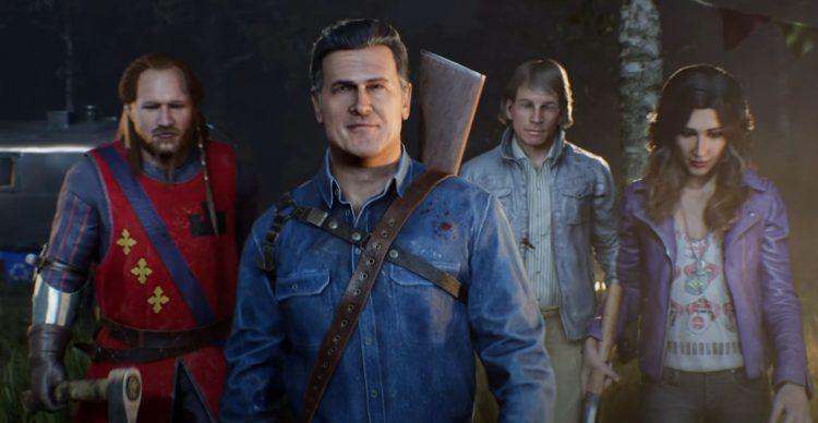 Evil Dead The Game Trailer 1