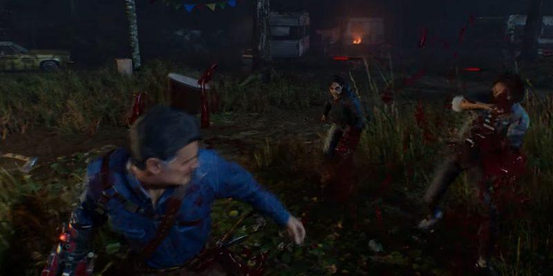 Evil Dead The Game Trailer 2