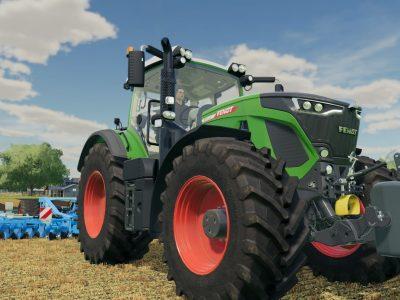 Farming Simulator 22 New Fendt Tractor