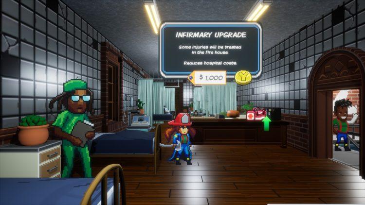 Firegirl Screenshot3