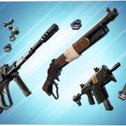 Fortnite Season 7 weapon leak