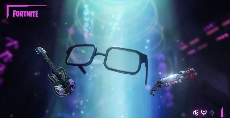 Fortnite Season 7 alien shotgun teaser