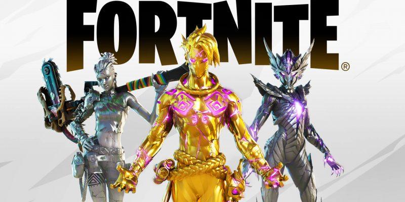 Fortnite Super Levelling Skins