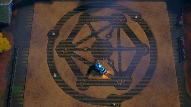 Fortnite Warning Signs crop circle Foreshadowing Quest season 6