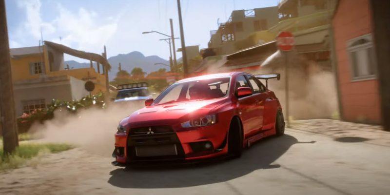 Forza Horizon 5 audio engine car sound