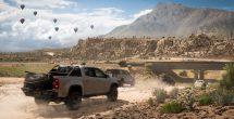 Forza Horizon 5 Mexico Mountain Rush