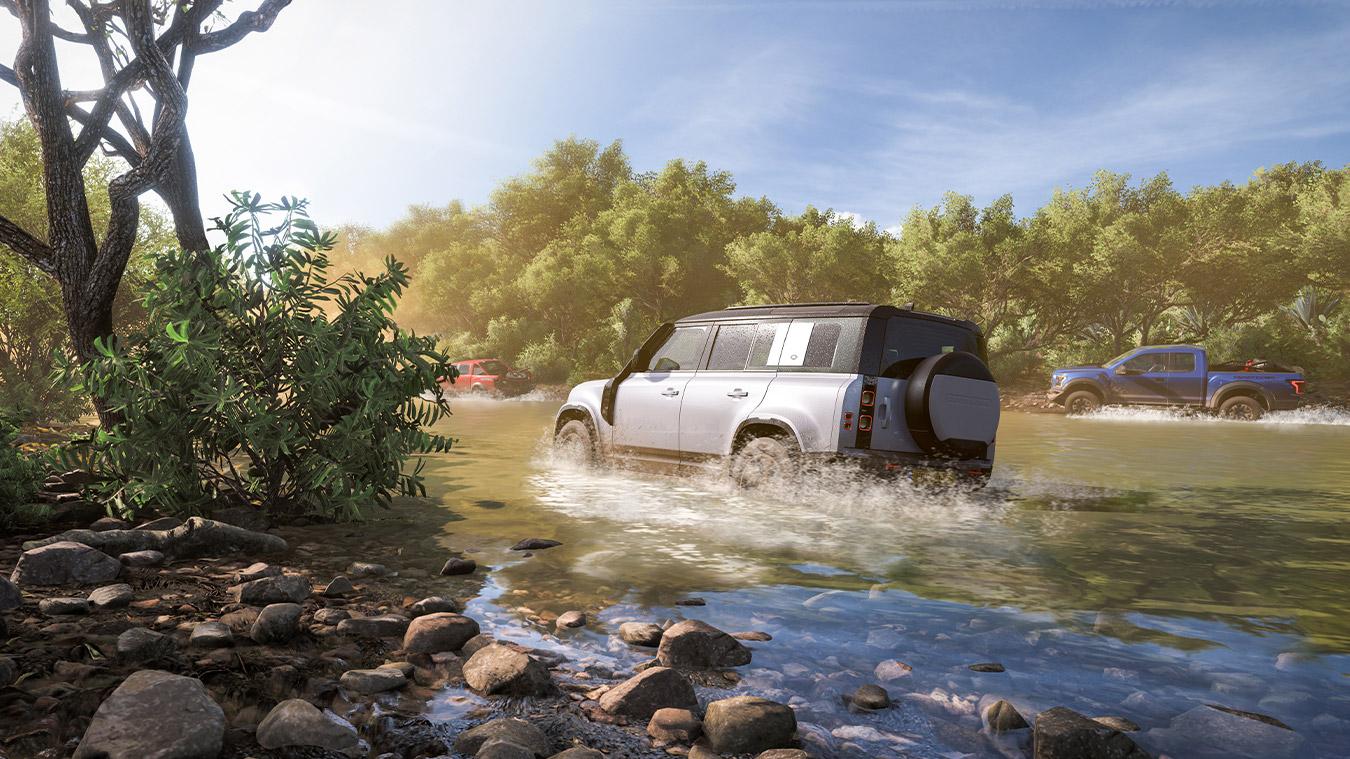 Forza Horizon 5: Водная лихорадка в Мексике