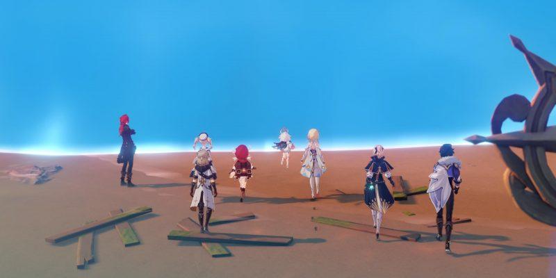 Genshin Impact Midsummer Island Adventure Act 3 Golden Apple Archipelago Maguu Kenki Echoing Conches 3