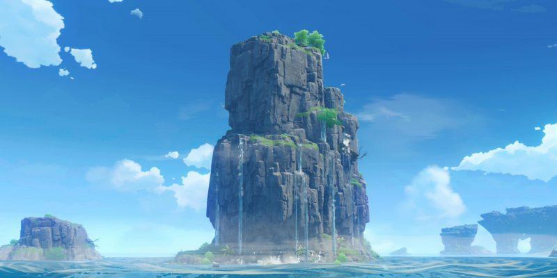 Genshin Impact Midsummer Island Adventure Act Ii Act 2 Guide Golden Apple Archipelago New Islands New Locations