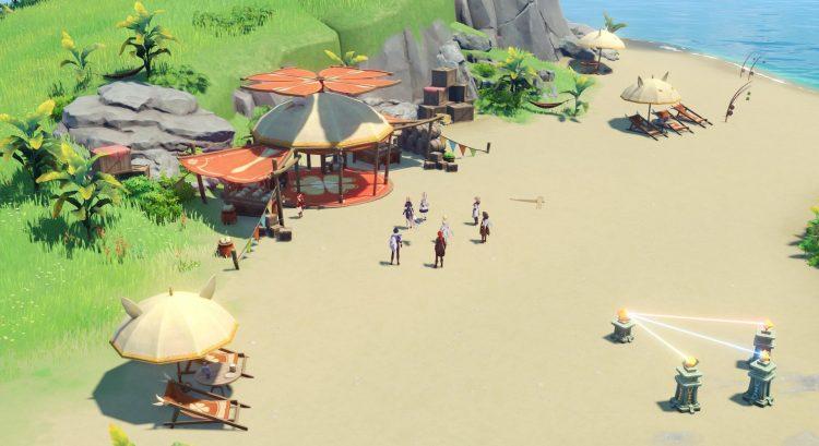 Genshin Impact Midsummer Island Adventure Act 4 Golden Apple Archipelago Dodo King Guide 1
