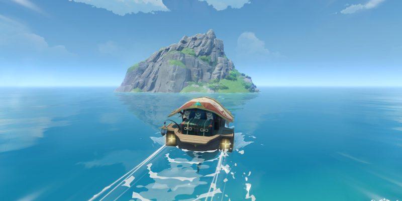 Genshin Impact Twinning Isle Secret Island Guide
