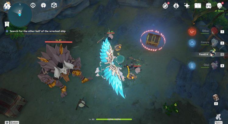 Genshin Impact Twinning Isle Secret Island Guide 1