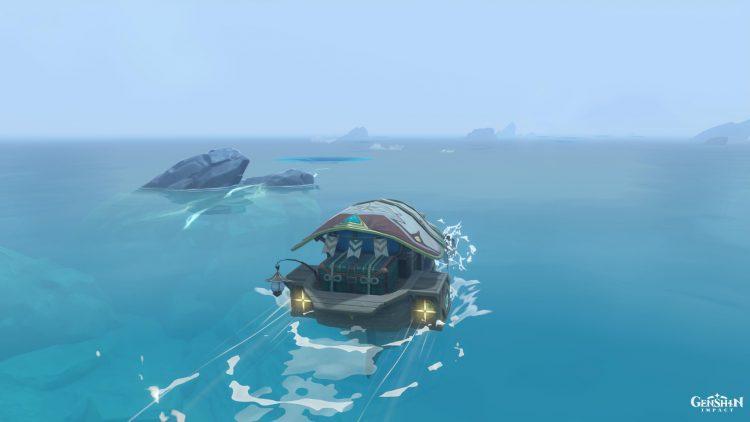 Genshin Impact Twinning Isle Secret Island Guide 2