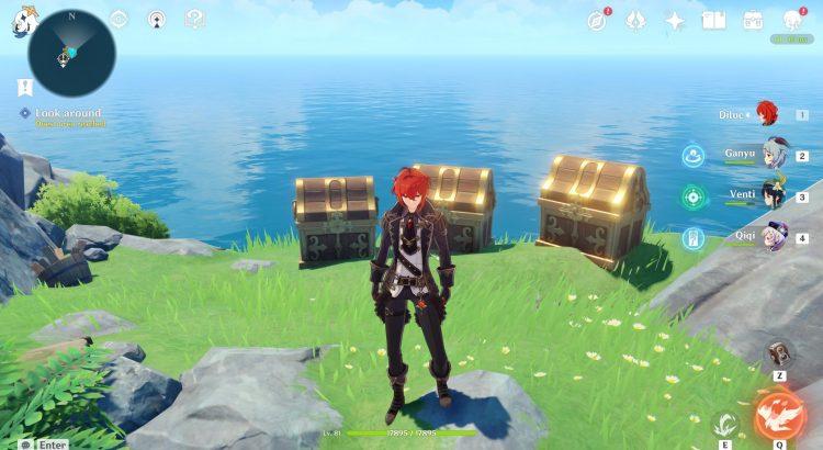 Genshin Impact Twinning Isle Secret Island Guide 3