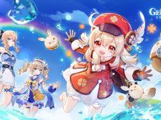 Genshin Impact Version 1.6 Midsummer Island Adventure Kazuha Golden Apple Archipelago Barbara Swimsuit Guide