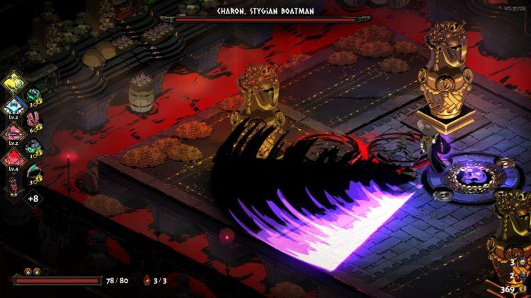 Hades Boss Guide Charon Secret Boss 2