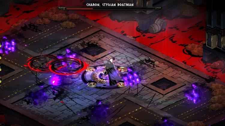 Hades Boss Guide Charon Secret Boss 3