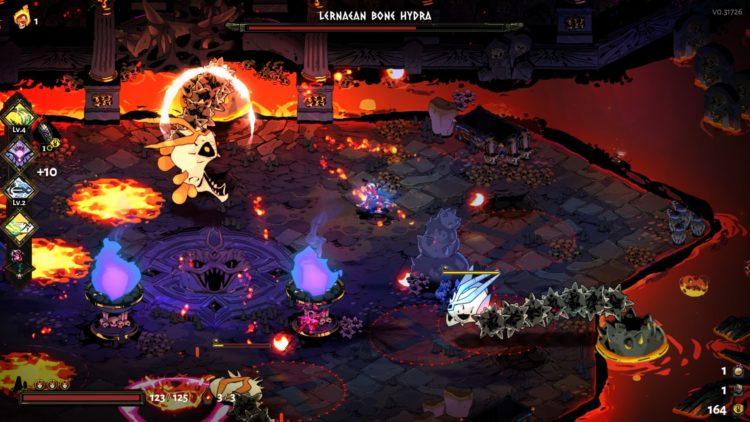 Hades Boss Guide Lernaean Bone Hydra Boss Fight 3