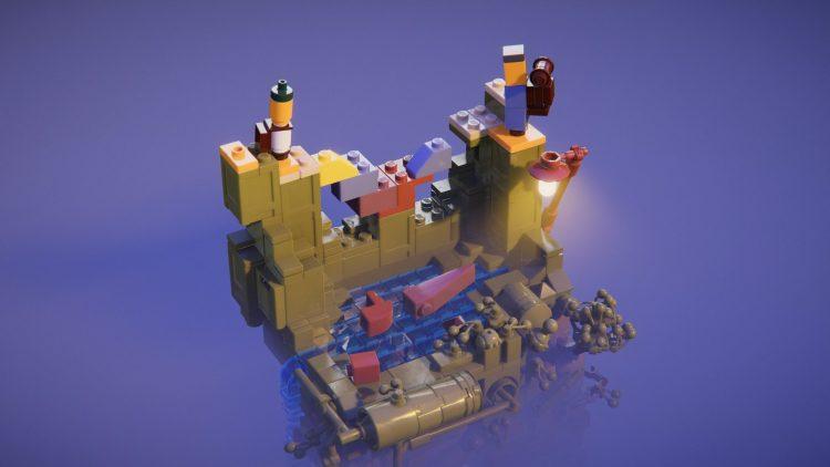 Lego Builders Journey Bridge
