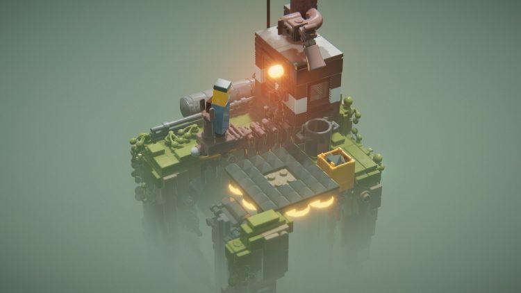 Lego Builders Journey Lights