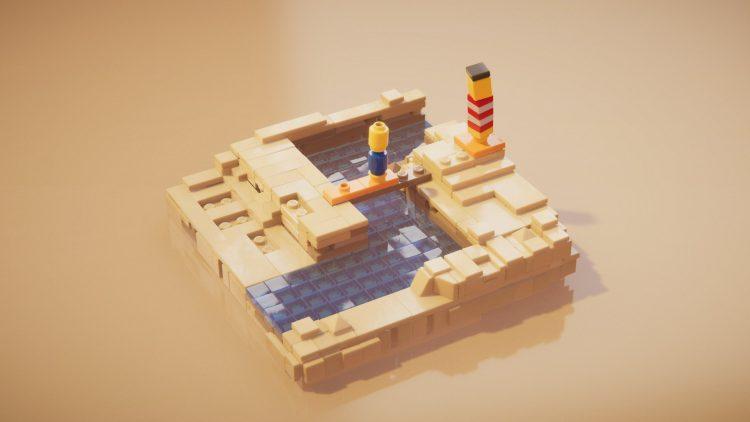 Lego Builders Journey River Bridge
