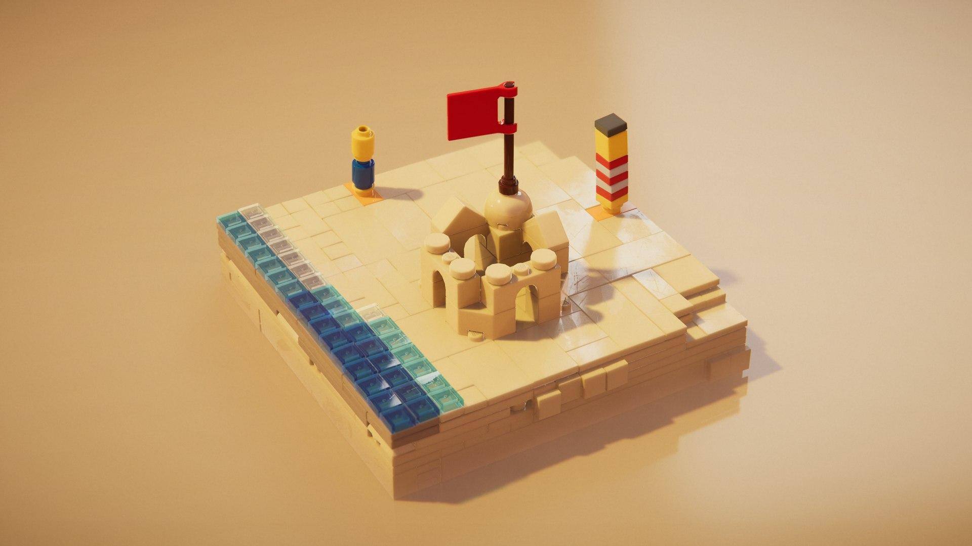 Lego Builder's Journey gameplay impressions — Small bricks, big adventure