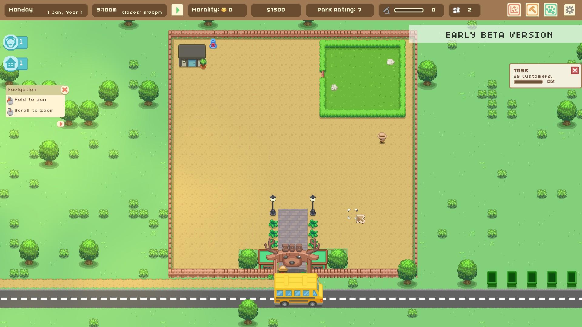 Let's Build A Zoo Demo 1