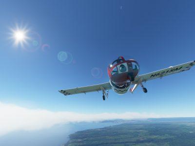 Microsoft Flight Simulator Ea 7 Edgely Optica 1