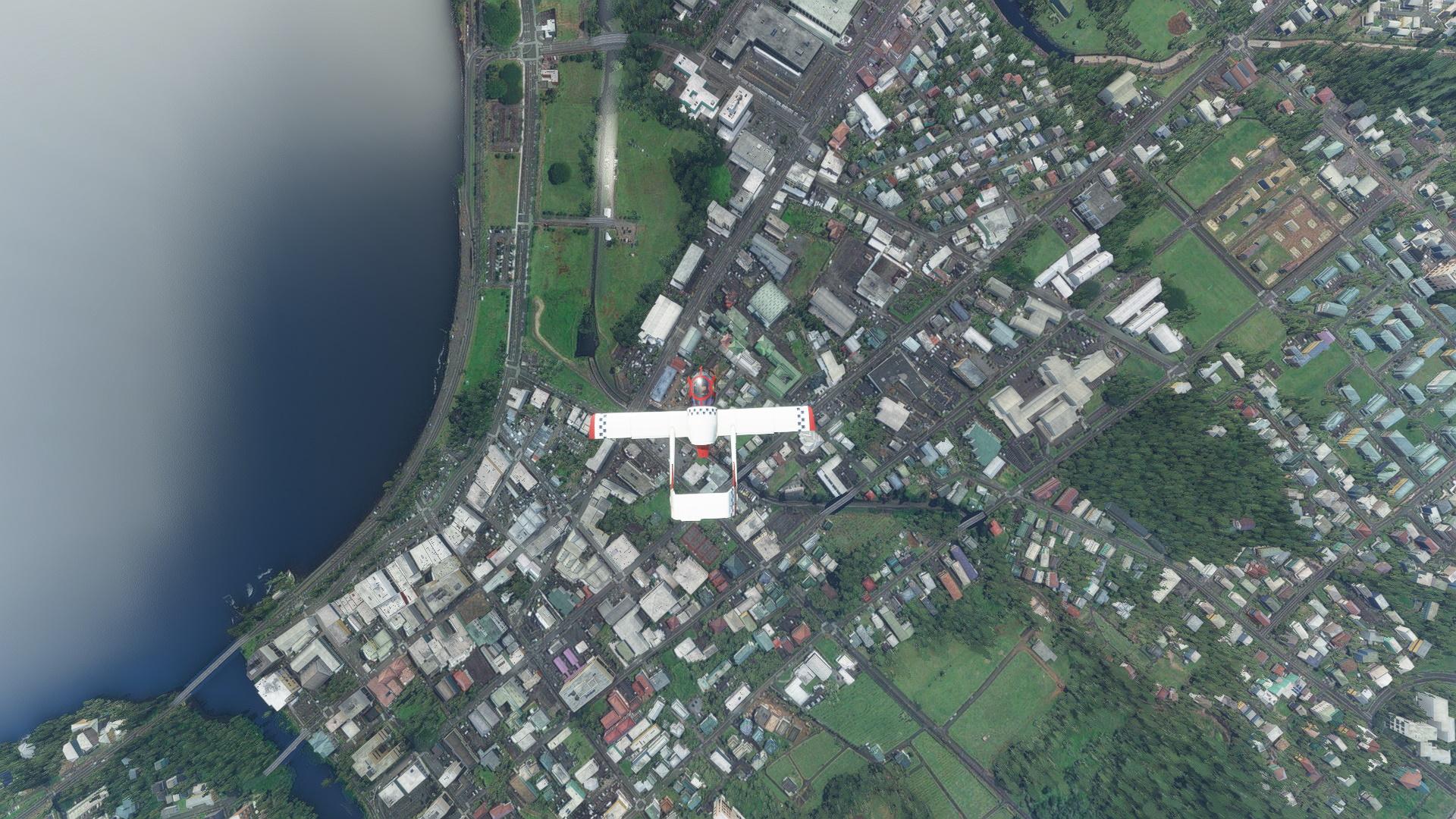overview flight