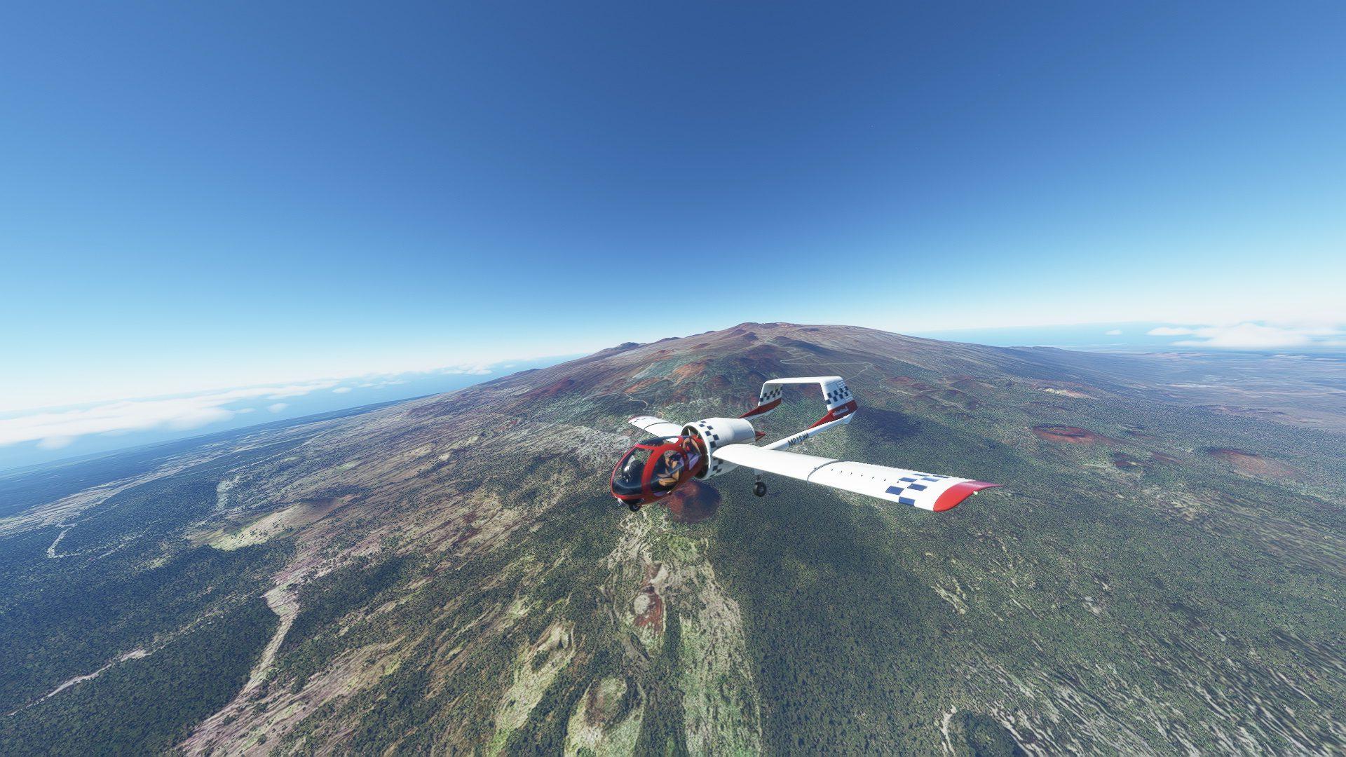 Microsoft Flight Simulator Ea 7 Edgely Optica 7