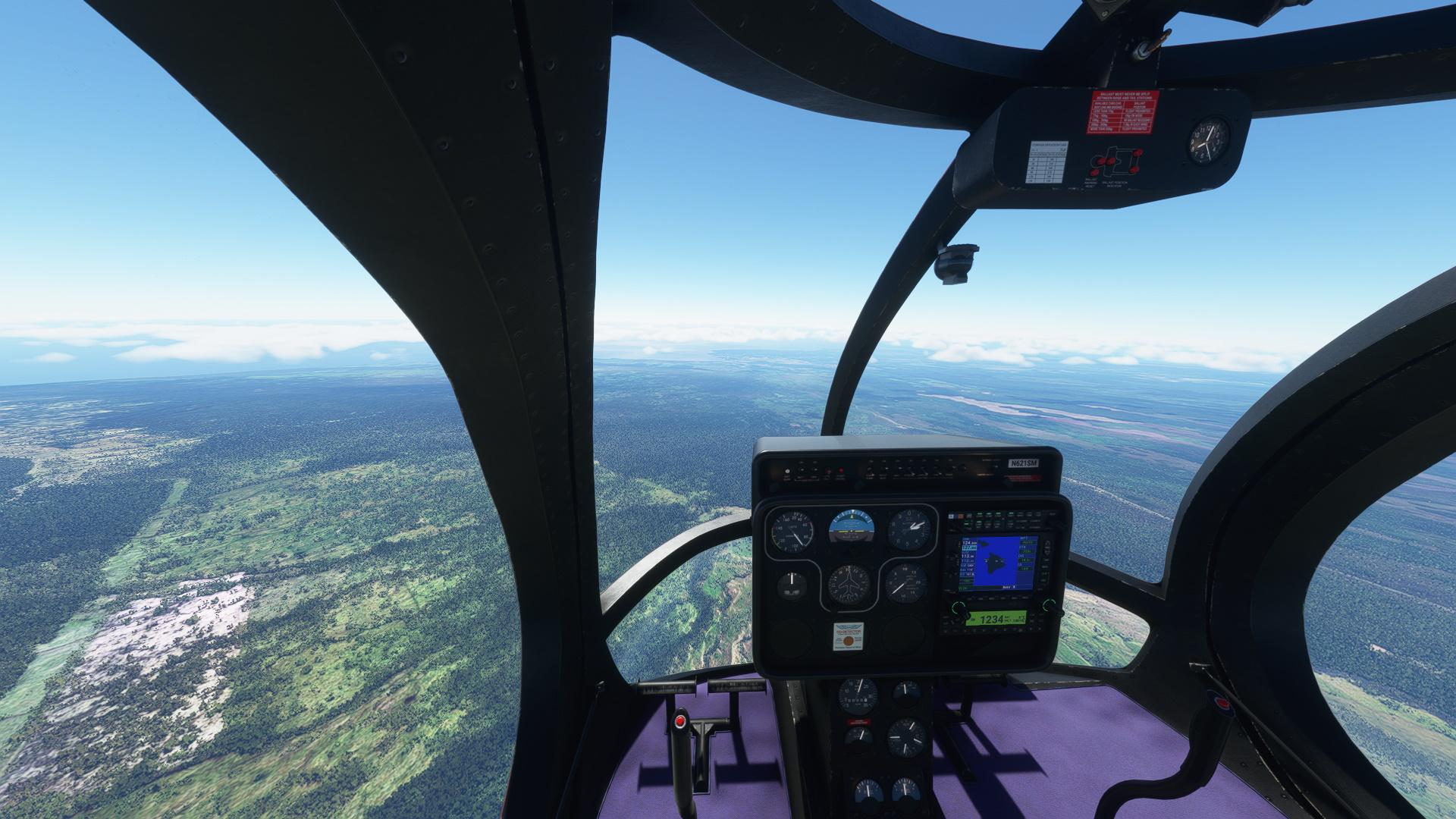 Microsoft Flight Simulator Ea 7 Edgely Optica flight gameplay review