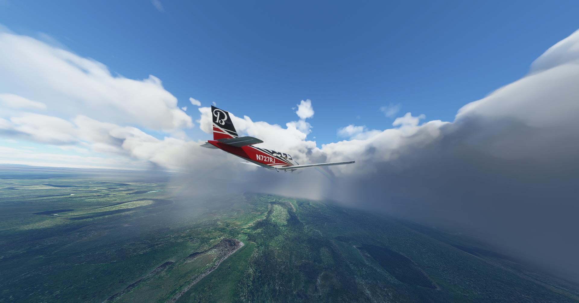 Beechcraft Bonanza Alaska 3