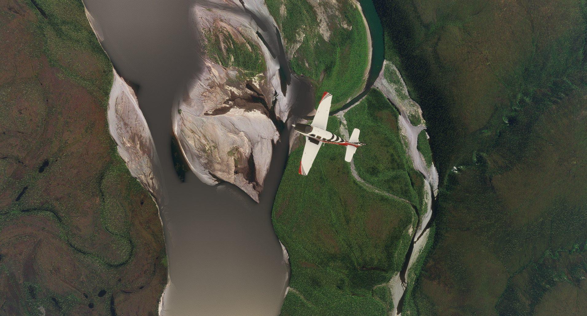 Beechcraft Bonanza Alaska 4