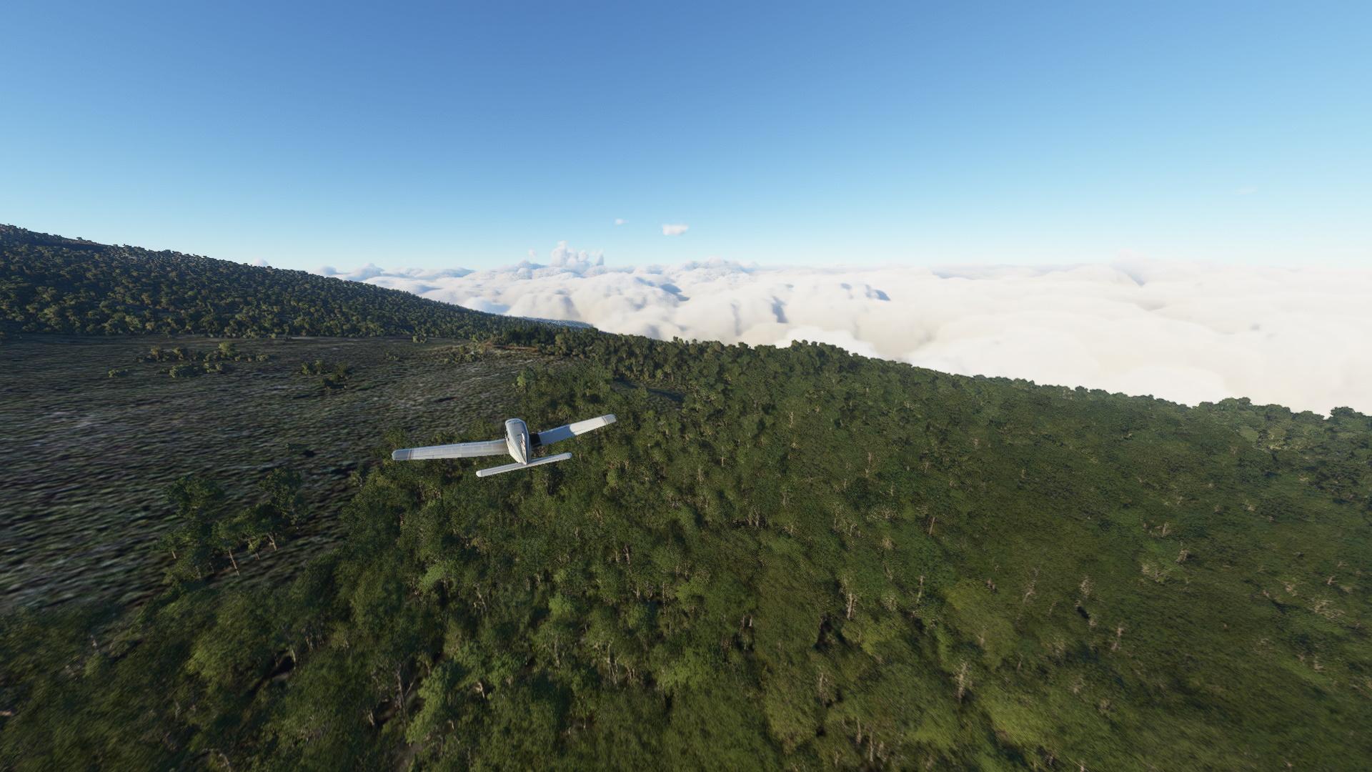 Microsoft Flight Simulator Just Flight Piper Turbo Arrow Iii Iv 3