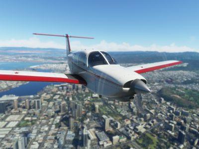 Microsoft Flight Simulator Just Flight Piper Turbo Arrow Iii Iv 7
