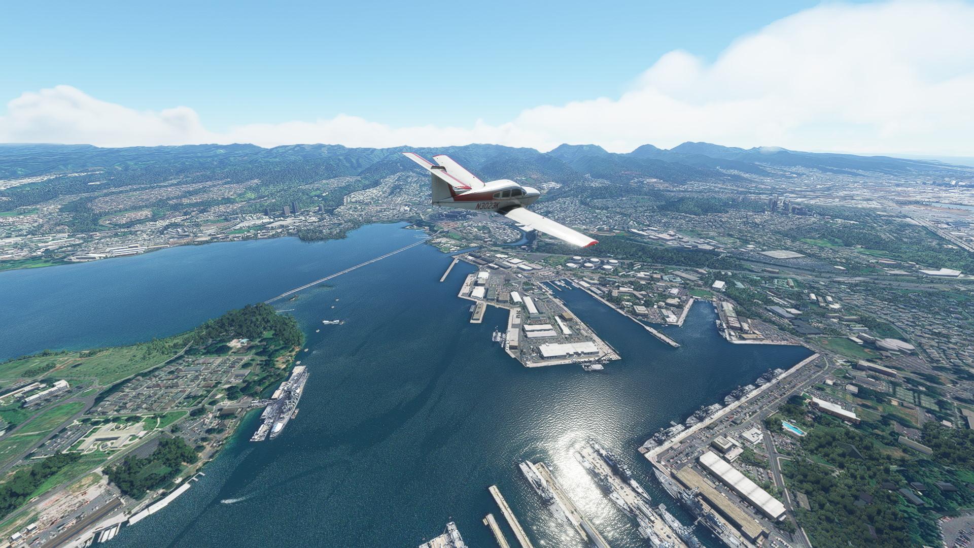 Microsoft Flight Simulator Just Flight Piper Turbo Arrow Iii Iv 8