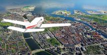 Microsoft Flight Simulator World Update 5 sim nordic europe
