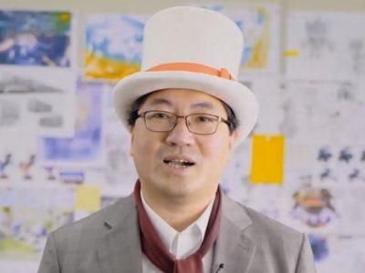 Yuji Naka Square Enix Nakahat