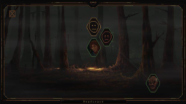 Norco Mindmap gameplay