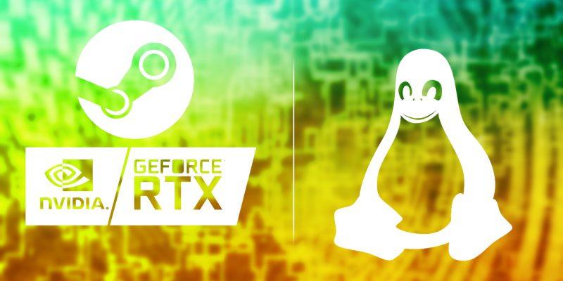 Nvidia Valve Steam Linux Dlss